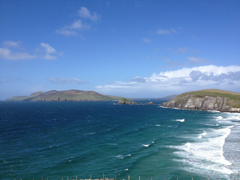 Dingle near Dunquin