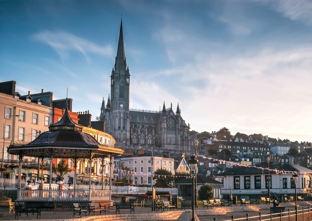 Cobh, County Cork, Ireland